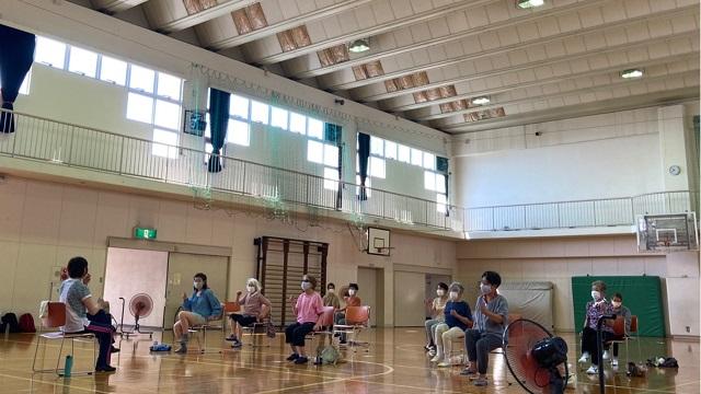 伊豆山健康体操