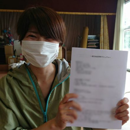 熱海市土砂災害 看護師 二階堂さん
